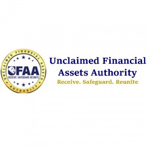 Unclaimed Financial Assets Authority Logo
